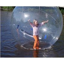 Inflable Burbuja Gigante ,caminar Sobre El Agua Diversion
