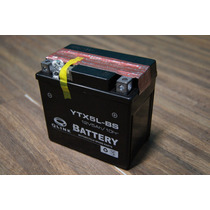 Bateria Ytx5 Yt5 Motoneta Yamaha Bws Italika Honda Vento