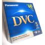 Cinta Cassette Minidv Panasonic Dvc (paquete De 5)