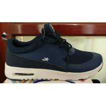 Zapatillas Deportivas I Run Azules Talle 37