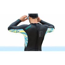 Traje De Neoprene Masculino Entero Am Speedo
