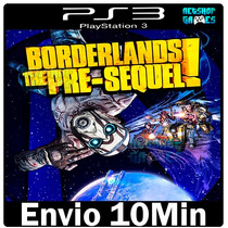 Borderlands The Pre Sequel Ps3 Play3 Psn Envio Agora