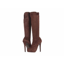 Steve Madden Botas Talla 7 Color Marrón.
