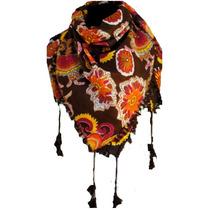 Ultimos Pañuelo De La India Mandalas Flores #unicos #envios