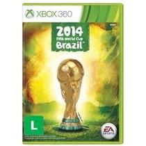 Copa Do Mundo Fifa Brasil 2014 Xbox 360 - Mídia Física -orig