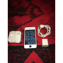 Apple Ipod Touch 4g 64 Gb, Detalles Y Accesorios, Foto Real