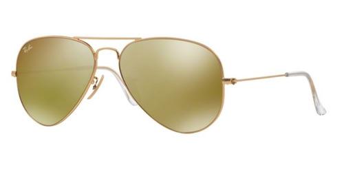 fc153fa7e758c Oculos Sol Ray Ban Aviador Rb3025 112 93 58 Dourado Espelhad - R  469