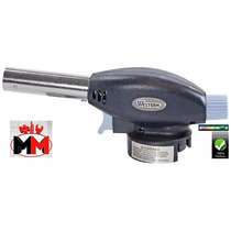 Maçarico Portátil Western 6019 Com Controle Manual Da Chama