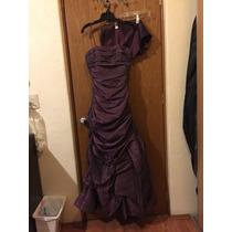Vestido De Fiesta Maria Isabel Talla 8