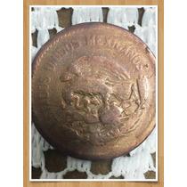 Moneda Mexico 20 Centavos 1944 Ref P2-15