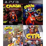 Crash Bandicoot Collection Ps3 Digital<br><strong class='ch-price reputation-tooltip-price'>$ 8.990</strong>