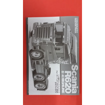 Peça Caminhao Tamiya - Manual - Scania R620