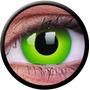 Lentes De Contacto Colorvue Modelo Hulk Eye Avengers Verde