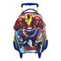 Mochila C/ Carrinho Avengers (os Vingadores) Tam G - 6270