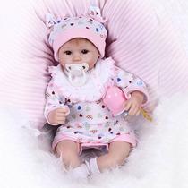Bebê Reborn De Silicone Promoção Barato - Frete Grátis