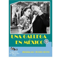Dvd Cine Oro Mexicano Joaquin Pardave Una Gallega En Mexico