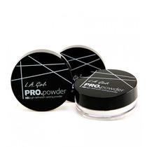 Polvo Suelto Traslucido L.a.girl Pro Powder Hd