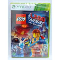 Lego Movie The Videogame Xbox 360 Novo Lacrado Midia Fisica