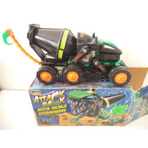 Slime-inator Bestia Salvaje Attack Pack Hot Wheels Vintage
