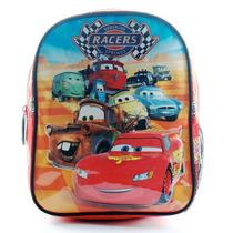 Mochila Escolar Cars 12 Pulgadas Disney