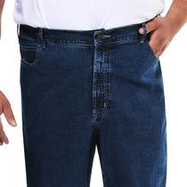 Calça Jeans Masculina Plus Size Tamanho Grande Até 68