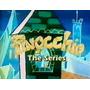 As Aventuras De Pinoquio - 41 Episódios - Desenho Anos 80