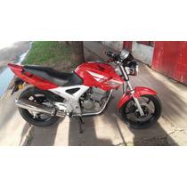 Honda Twister 250 En Cuotas Con Tarjeta De Credito 12 X 6230