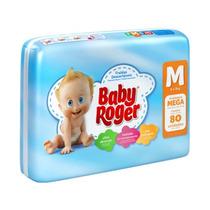 Pacotão Mega De Fraldas Baby Roger - Baby