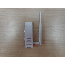 Adaptador Wireless Tp-link Usb 150mbps Tl-wn722n