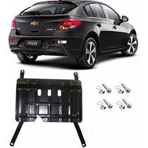 Protetor De Carter Chevrolet Cruze Hatch Sedan Peito De Aço