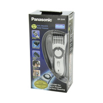 Maquininha Panasonic Er224 De Corte E Aparador De Barba