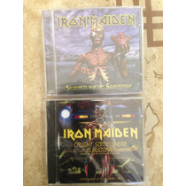 Iron Maiden Seventh Son Of Stockholm + Cdr Bônus Raridade