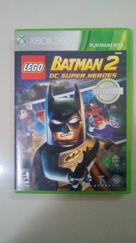 Juego Lego Batman 2 Para Xbox 360 Bs 13 500 00 En Mercado Libre