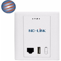 Router Inalambrico Access Point Ap Inwall No Unifi Lr