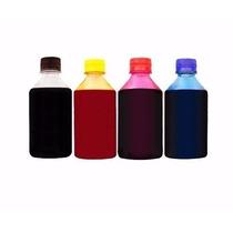 2 Litros Kit Tinta Recarga Cartucho Hp + Snap Fill + Brindes