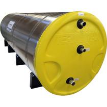 Boiler Solar 1000 Litros Alta Pressão - Aço 304
