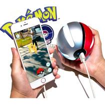 Pokemon Go Pokebola Pila Recargable Para Cazar Pokemones