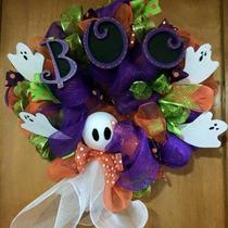 Adornos Halloween Sombrero Bruja Día De Muertos Decoraciónde