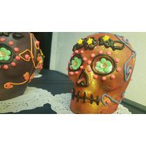 Calaveritas De Chocolate Halloween Dia De Muertos