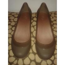 Zapatos Crocs Para Dama, Talla 36 Originales, Importados