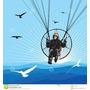 Projeto Paraglider Parapente Paramotor Frete Grátis