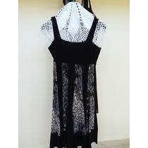 Vestido Navideño Negro