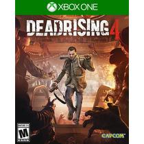 °° Dead Rising 4 Para Xbox One °° En Bnkshop