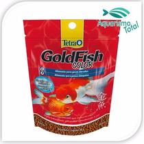 Ração P Peixe Kinguios Carpa Tetra Goldfish Color Pellet 40g