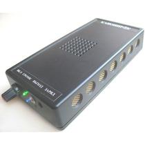 Audio Jammer Bloqueador Silencioso Para Gravador De Audio