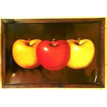 Cuadro Grande Nuevo Manzanas Colores