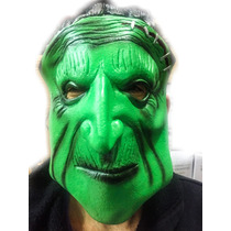 Mascara Frankestein Latex 100% - Superoferta La Golosineria