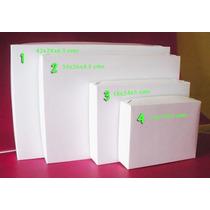 Cajas Papel Caple Armables Paq 10 Cajas (tapa Y Base).
