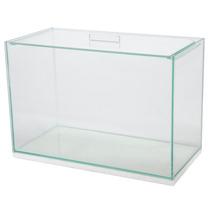 Aquario De Vidro P/ Peixes Pequenos Beta, Lebistes
