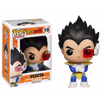Funko Pop Vegeta Dragon Ball Z Boneco Vegeta Dbz Original